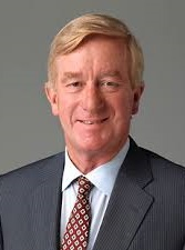 Former Massachusetts Governor (Libertarian V.P.)