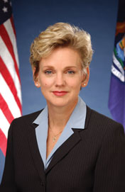 Jennifer Granholm (Democratic MI Governor)